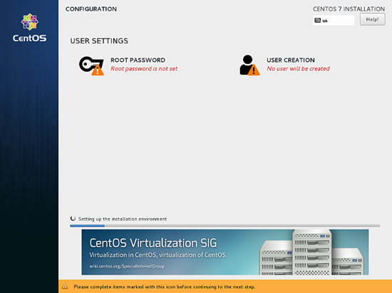 How to install CentOS 7 Server and Desktop