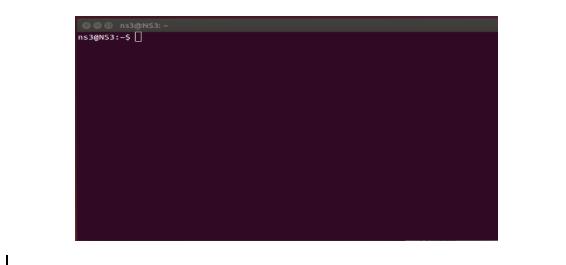 Ubuntu shell is ready