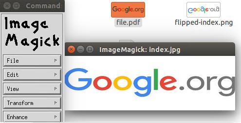 Imagemagick Display