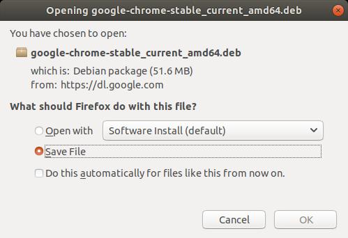 install google chrome debian jessie