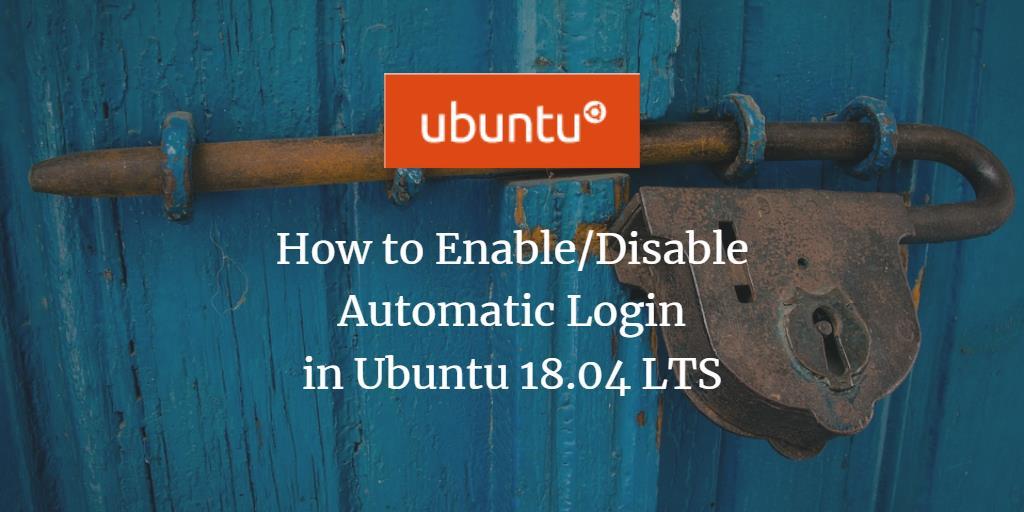 how to log off ubuntu 18.04
