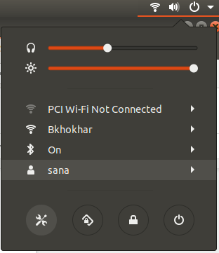 Change Cursor size on Ubuntu trough GUI