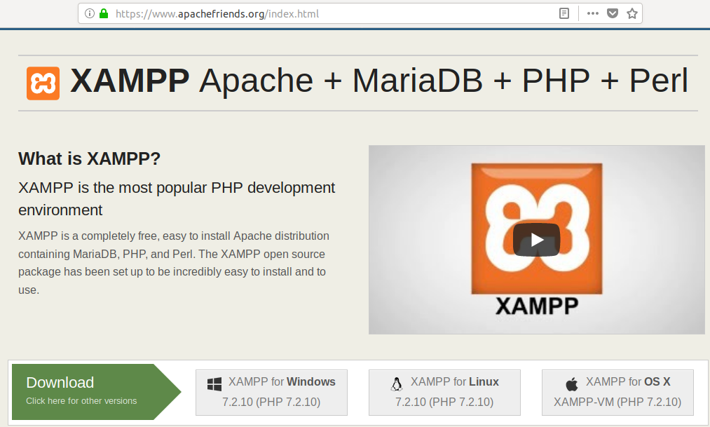 How to Install XAMPP on your Ubuntu 18 04 LTS System