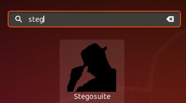 Launch Stegosuite from desktop