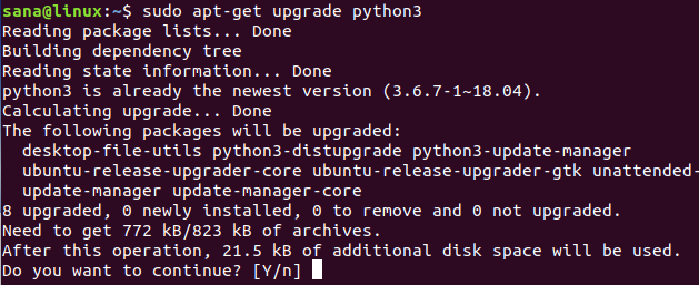 Install Python3 on Ubuntu 18 04 and Set Up a Virtual