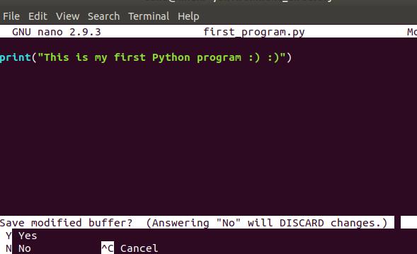 Install Python3 on Ubuntu 18 04 and Set Up a Virtual Programming