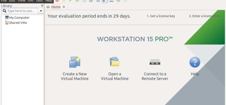 VMWare Workstation on Ubuntu