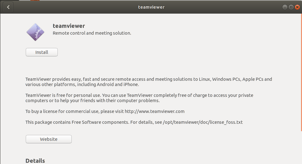 How to Install TeamViewer on Ubuntu 18 04 LTS