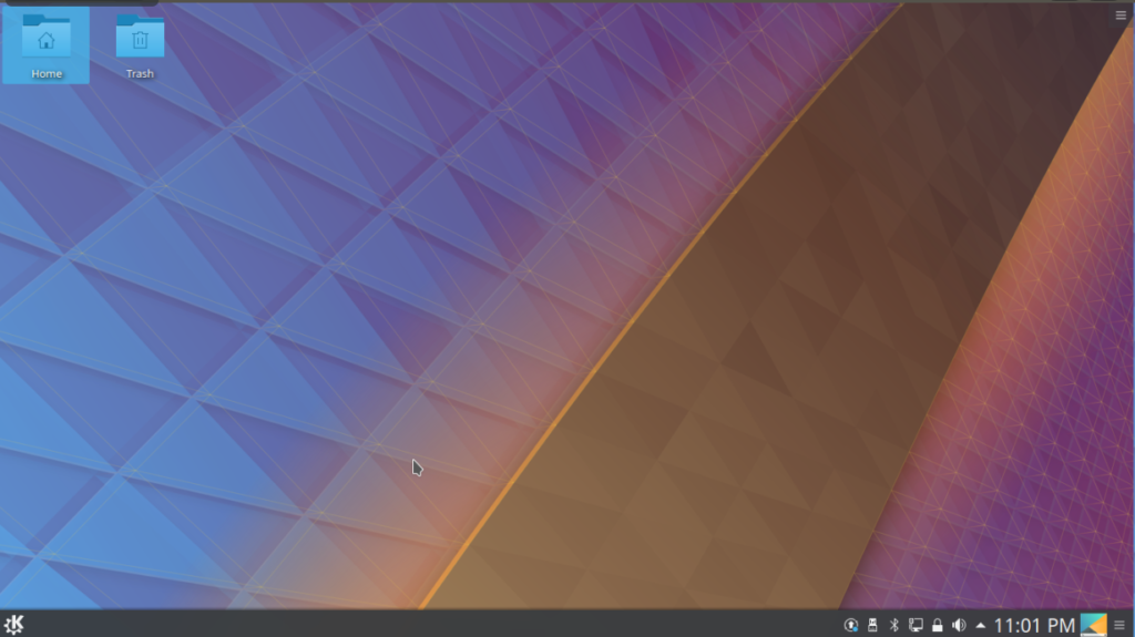 Kubuntu Plasma Desktop