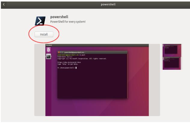Install PowerShell