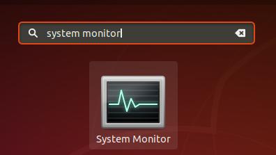 Start system Monitor