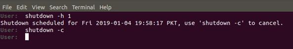 How to Shut Down Ubuntu