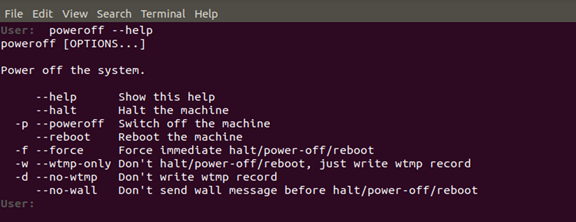 How to Shut Down Ubuntu