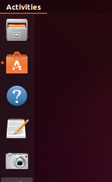 Open Ubuntu software manager
