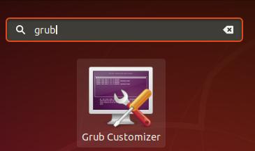 Grub Customizer Icon