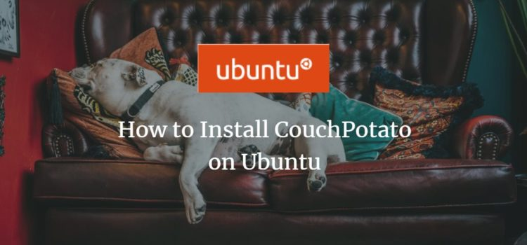 Ubuntu CouchPotato installation