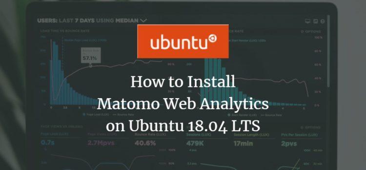 Matomo Web Analytics