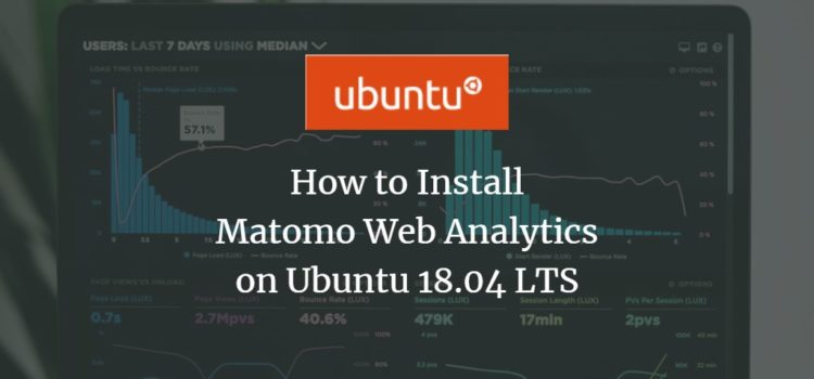 How to Install Matomo Web Analytics on Ubuntu 18.04 LTS