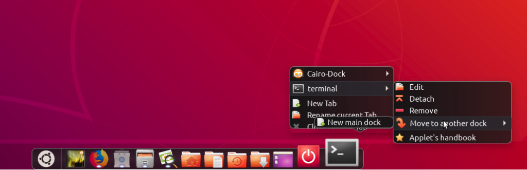 Cairo Dock, A Highly Customizable Dock panel for Ubuntu