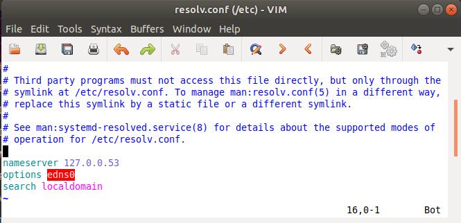 GVim file editor