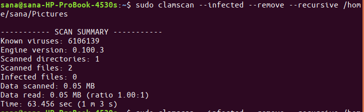 Scan Ubuntu for Viruses with ClamAV
