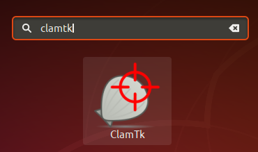 ClamTK Icon