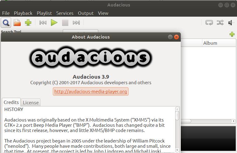How to Install Audacious Audio Player on Ubuntu