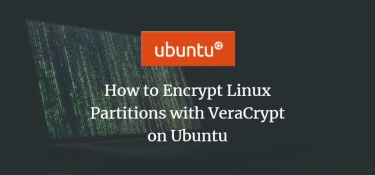 Ubuntu Veracrypt
