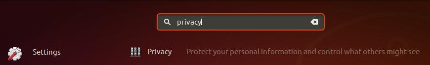 Privacy dahlet