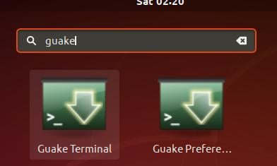 Guake Icon