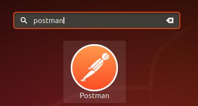 Start Postman