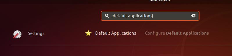 Ubuntu Default Pallications