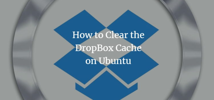 Clear DropBox Cache on Ubuntu