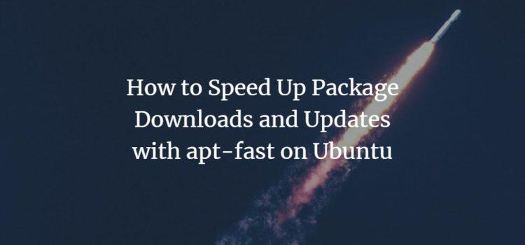 Ubuntu apt-fast
