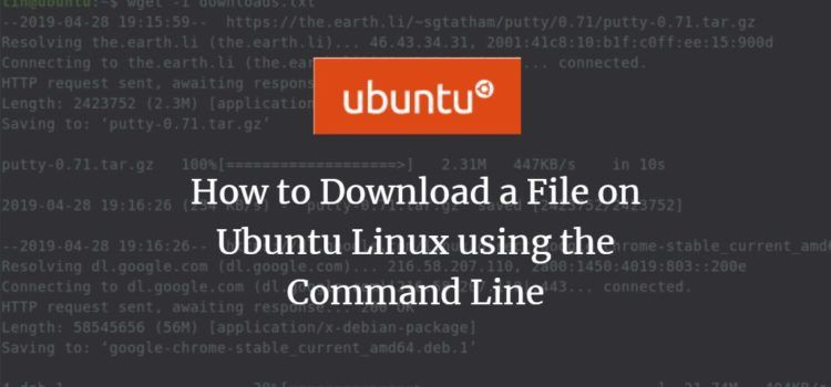 Ubuntu shell download tools