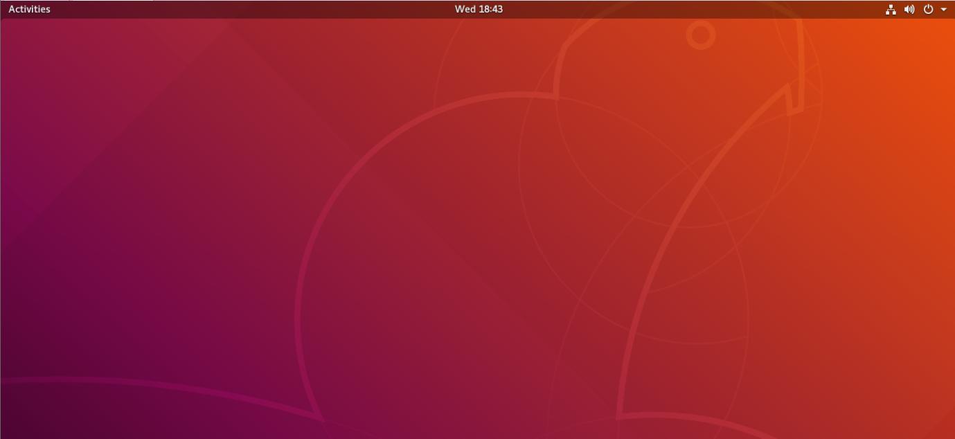 Gnome Vanilla Desktop