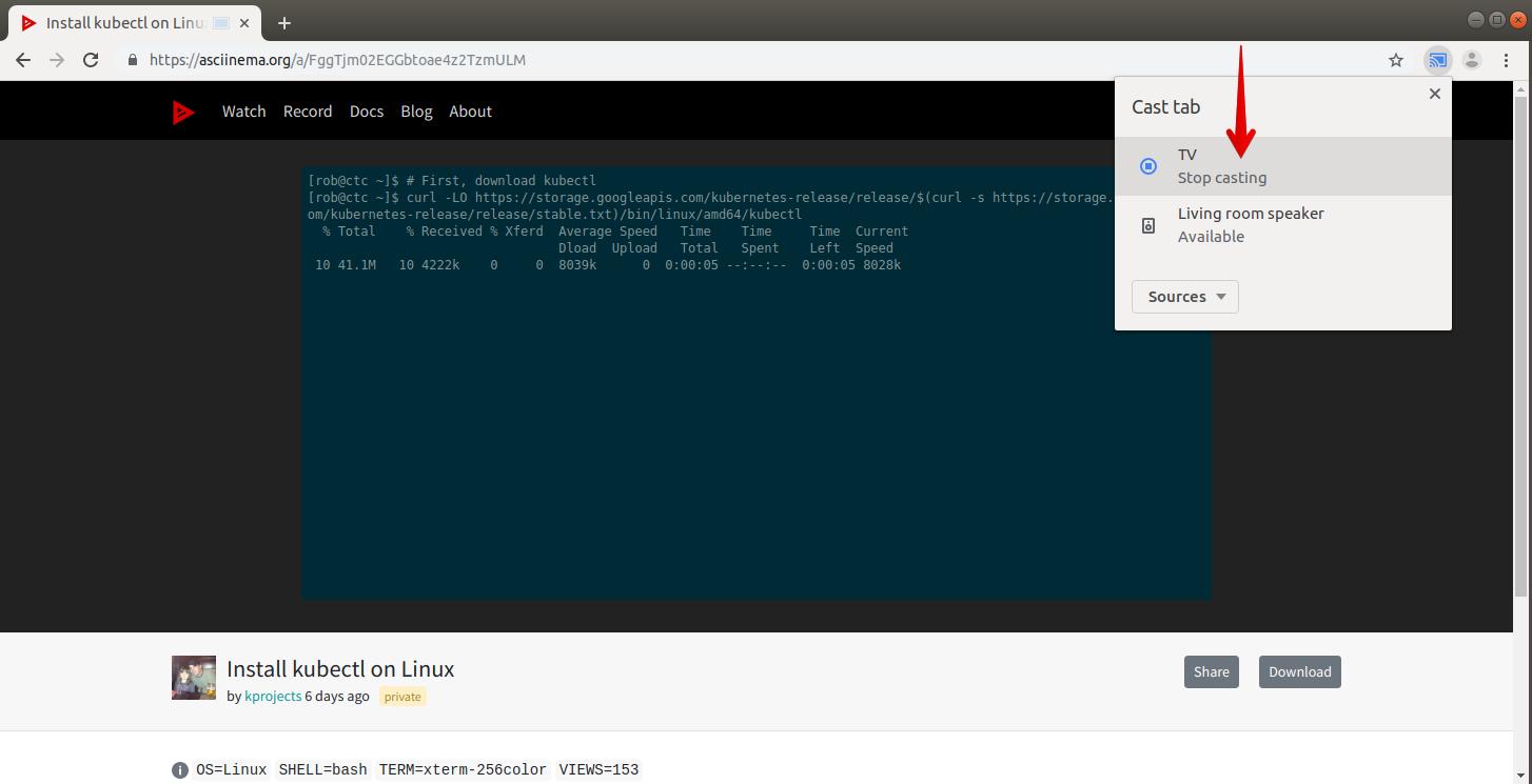 How To Cast Video From Ubuntu To Chromecast