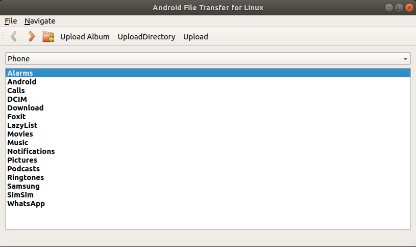 How to Use Android File Transfer