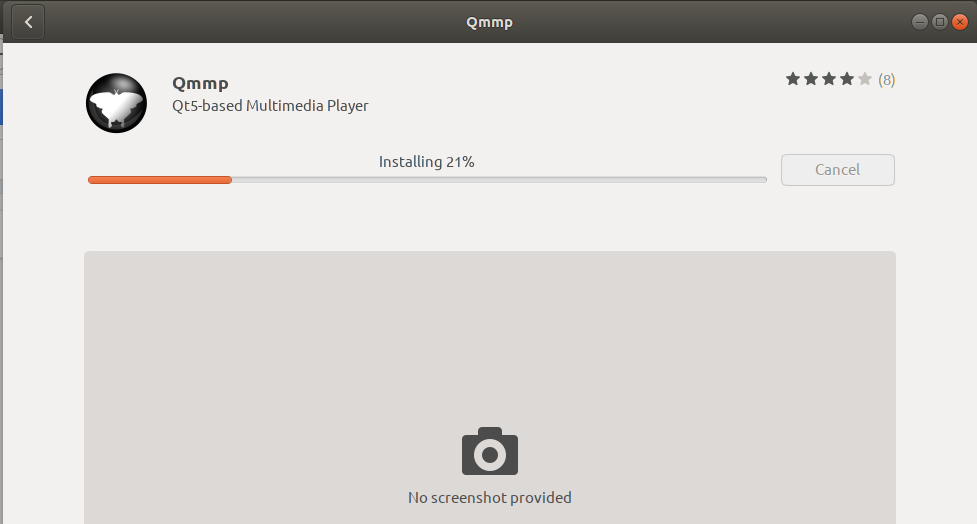Installing new Media Player