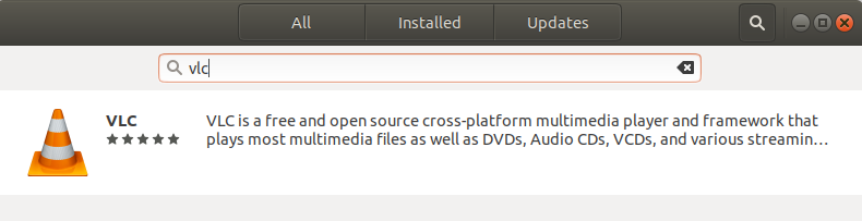 Install VLC Player on Ubuntu