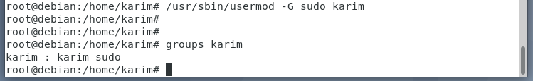 Add user to group on Linux