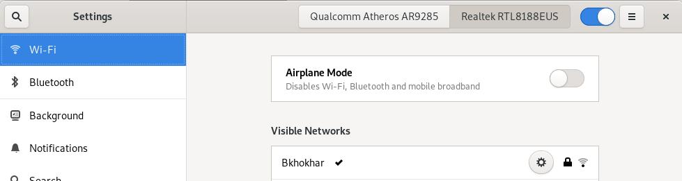 WiFi Adapter