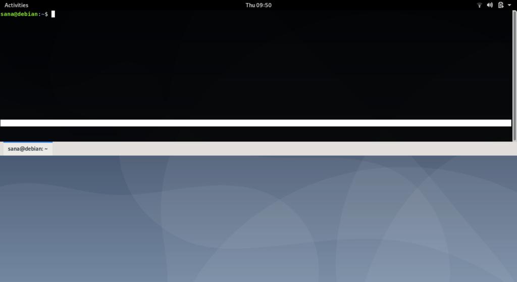 Guake Dropdown Terminal Application