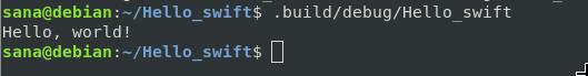 Debug build