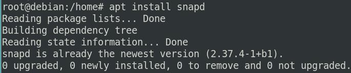 Install Snap