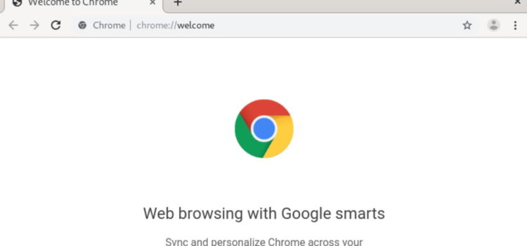Google Chrome on Debian 10