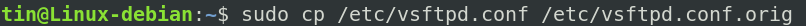 Configure FTP