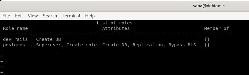 PostgreSQL du command