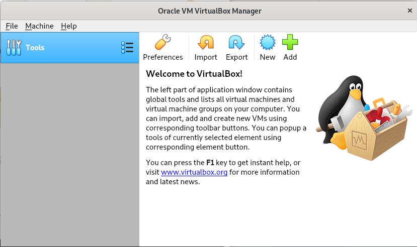 Uninstall VirtualBox Extensions