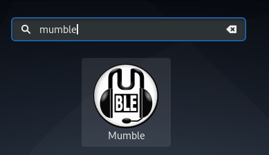 Mumble Icon